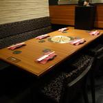 黒毛和牛肉匠 いちえ 本邸 - ☆テーブル席はこちらです!(^^)!☆