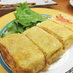 酒一番 - 自家製コロッケ・餃子・玉子焼き(甘・塩)・お一人様用の鍋が人気です。
