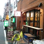 五感ビストロ酒場 - 店の外観