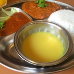 PASA - ネパールカリー定食ダルバート