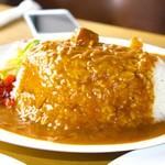 レストラン てんすい - ご飯大盛り+100円
