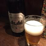 54779404 - 先ずはビールです。