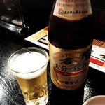 54779548 - 瓶ビールも飲みたくなっちゃいますよね〜\(//∇//)\