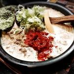 54779551 - 赤丸らぁ麺