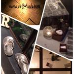 モダン和食 サル ドゥ マキノ - 至る所にセンスが光ります