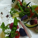 54781648 - 2016年7月30日 土曜日 美瑛の畑 20種類の野菜を使った取り合わせ
