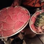 シャカ - 薄切りステーキ