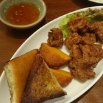 タイ料理 アジアンダイニング ワルンプアン サタニー -