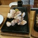 54786446 - ごろ焼き680円(税別)。豚肉のぶつ切りを焼いたもの。食い応えがあります。