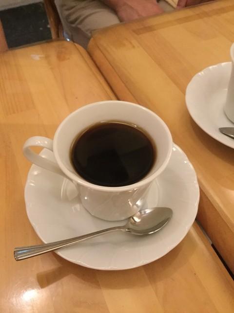カフェクラブ ミル - ホットコーヒー