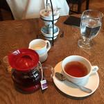 54789799 - 食後の紅茶