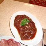 焼肉ジュージュー - 牛レバー