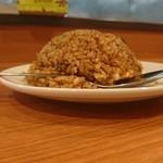麺屋 龍玄 - セットの焼き飯
