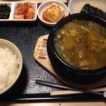 54792315 - シレギスープ定食