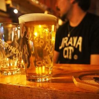 ビアソムリエ厳選の徹底的に管理された国産クラフトビール