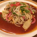 スパゲティハウス チャオ - ミラカンR(ソース多め無料で)830円税込