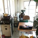 珈琲豆焙煎所 マウンテン -