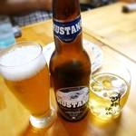 カトマンド - ムスタンビール¥600・マクダウェル No1¥450