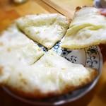 カトマンド - チーズナン¥480