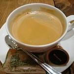 WEEKEND BRUNCH BANQUET - コーヒーホット