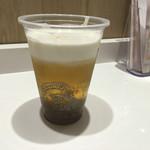 パールレディ 茶BAR - 蜜烏龍茶岩塩クリームチアシード (半糖)