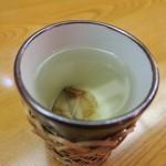酒讃家 - 鰰ひれ酒