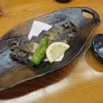 酒讃家 - 山女魚の唐揚げ