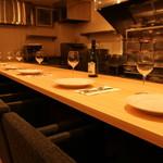 肉塊 UNO - お肉の焼き上がりを目の前で楽しめるVIPカウンター席