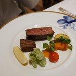 ヴェル・ボワ - 国産牛ロース肉のグリエ