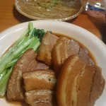 沖縄宮古島料理がちまやー桃太郎 - ラフテー