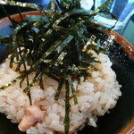 蕎麦作 つじ田 - たこ飯