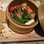 彩箸 - 豆乳フォンデュの具