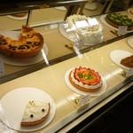 リグノーサカフェ - カットケーキ