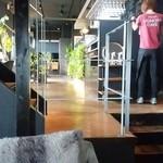 リグノーサカフェ - 中の様子