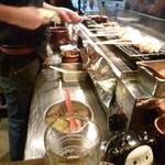 名古屋栄ワシントンホテルプラザ - 夕食は立ち飲み