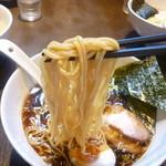 54802600 - 中華そばの麺 2016.8月