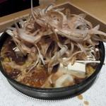 54803123 - 肉鍋・ごぼうたっぷり