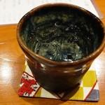 和菜蔵 椿屋 - 三岳ロック627円