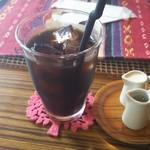 コレクトウィズカフェ - オリジナルブレンドコーヒー    アイス