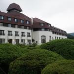 小田急 山のホテル - 外観
