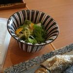 小田急 山のホテル - サラダ
