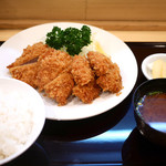 銀座梅林 - ヒレカツ定食