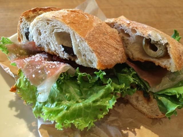 uchikawa六角堂 - ★★★★ パルマ サンドイッチ パンが美味しい