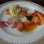ラ ヴェラ - 前菜2皿目。