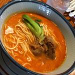 54806504 - 坦々麺  4辛 830円