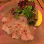 CONA - 鮮魚のカルパッチョ