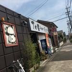 TOBiMARU -TAIWAN SIO- - パンダか目印だよ
