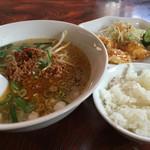 TOBiMARU -TAIWAN SIO- - 料理写真:エビマヨランチ 700円