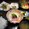 新明や - 料理写真:★★★★ 鮎御膳 鮎の塩焼き、鮎の天ぷら、鮎の南蛮漬け 他 出しが美味しいお料理