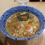 スミレ食堂 - 濃厚魚介系のつけ汁